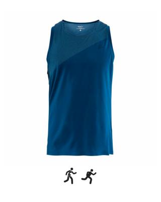 Pánske tričko CRAFT Nanoweight M - blue