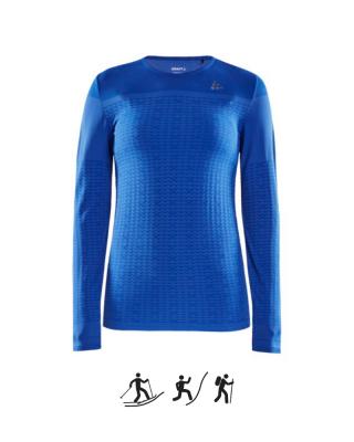 Dámske tričko CRAFT Urban Run Fusekni W