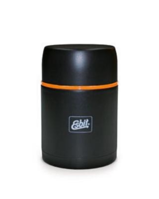 Vákuová termoska na jedlo ESBIT  0,75 L - black