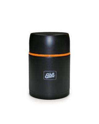Vákuová termoska na jedlo ESBIT  0,5 L - čierna