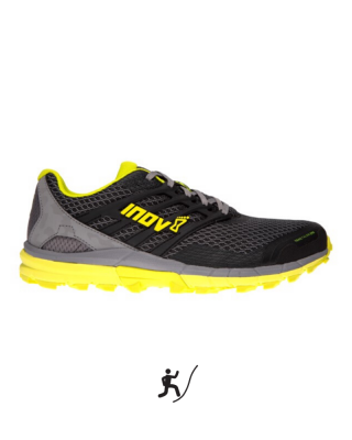 Pánska obuv INOV-8 TRAILTALON™ 290 - black/grey/yellow
