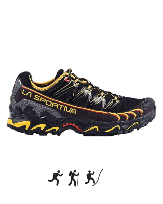 Pánska obuv LA SPORTIVA Ultra Raptor Black/Yellow