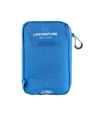 Uterák LIFESYSTEMS SoftFibre Advance Trek Towel - Large (Blue)