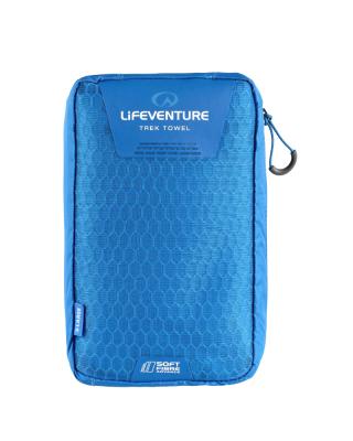 Uterák LIFESYSTEMS SoftFibre Advance Trek Towel - X Large (Blue)