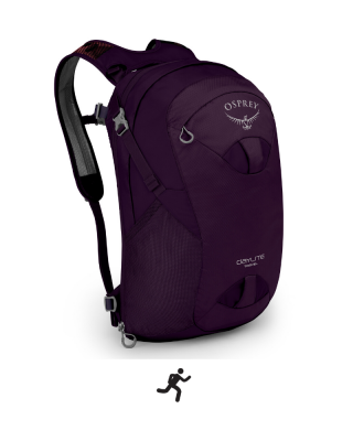 Batoh  OSPREY DAYLITE TRAVEL a. purple
