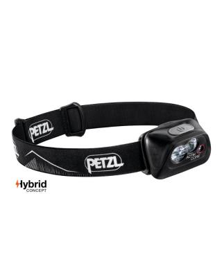 Čelovka PETZL ACTIK® CORE - black