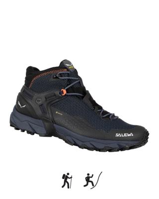 Pánska obuv SALEWA MS ULTRA FLEX 2 MID GTX