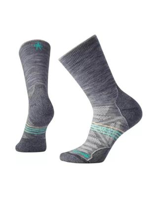 Ponožky SMARTWOOL PHD OUTDOOR LIGHT CREW W- light gray
