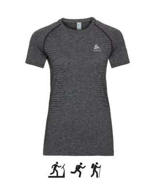 Dámske tričko ODLO T-shirt s/s crew neck SEAMLESS ELEMENT W