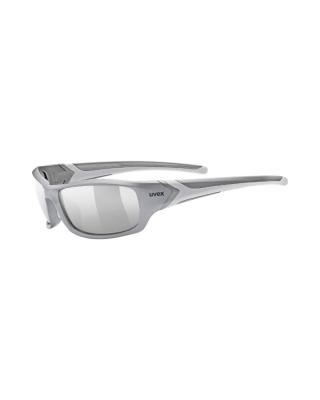 Slnečné okuliare UVEX sportstyle 211 grey mat/silver