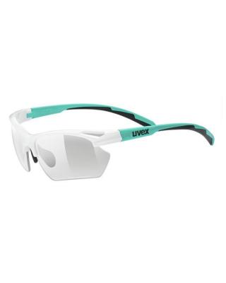 Slnečné okuliare UVEX  sportstyle 802 V small white mint mat S1-3