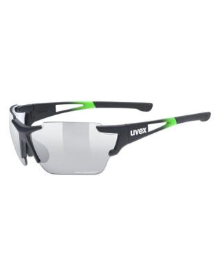 Slnečné okuliare UVEX  sportstyle 803 race V green S1-3
