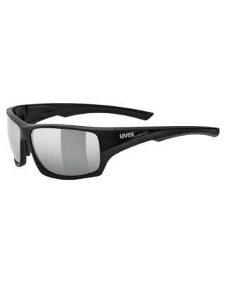 Slnečné okuliare UVEX  sportstyle 222 P black mat s3