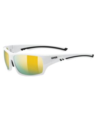 Slnečné okuliare UVEX  sportstyle 222 P white/mirror s3