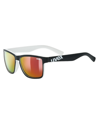 Slnečné okuliare UVEX  lgl 39 black mat white s3