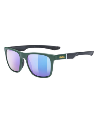 Slnečné okuliare UVEX  lgl 42 green black mat/green s3